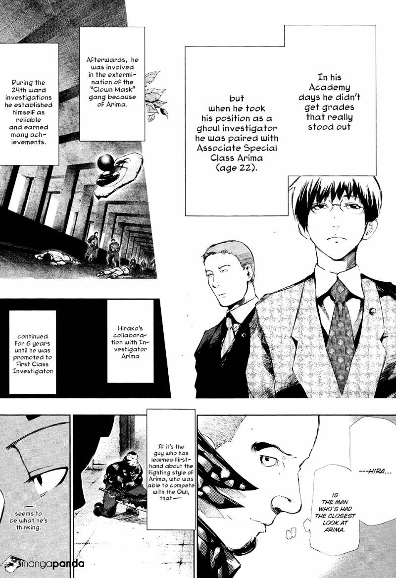 Tokyo Ghoul Chapter 73  Online Free Manga Read Image 13