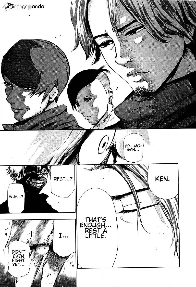 Tokyo Ghoul Chapter 76  Online Free Manga Read Image 16