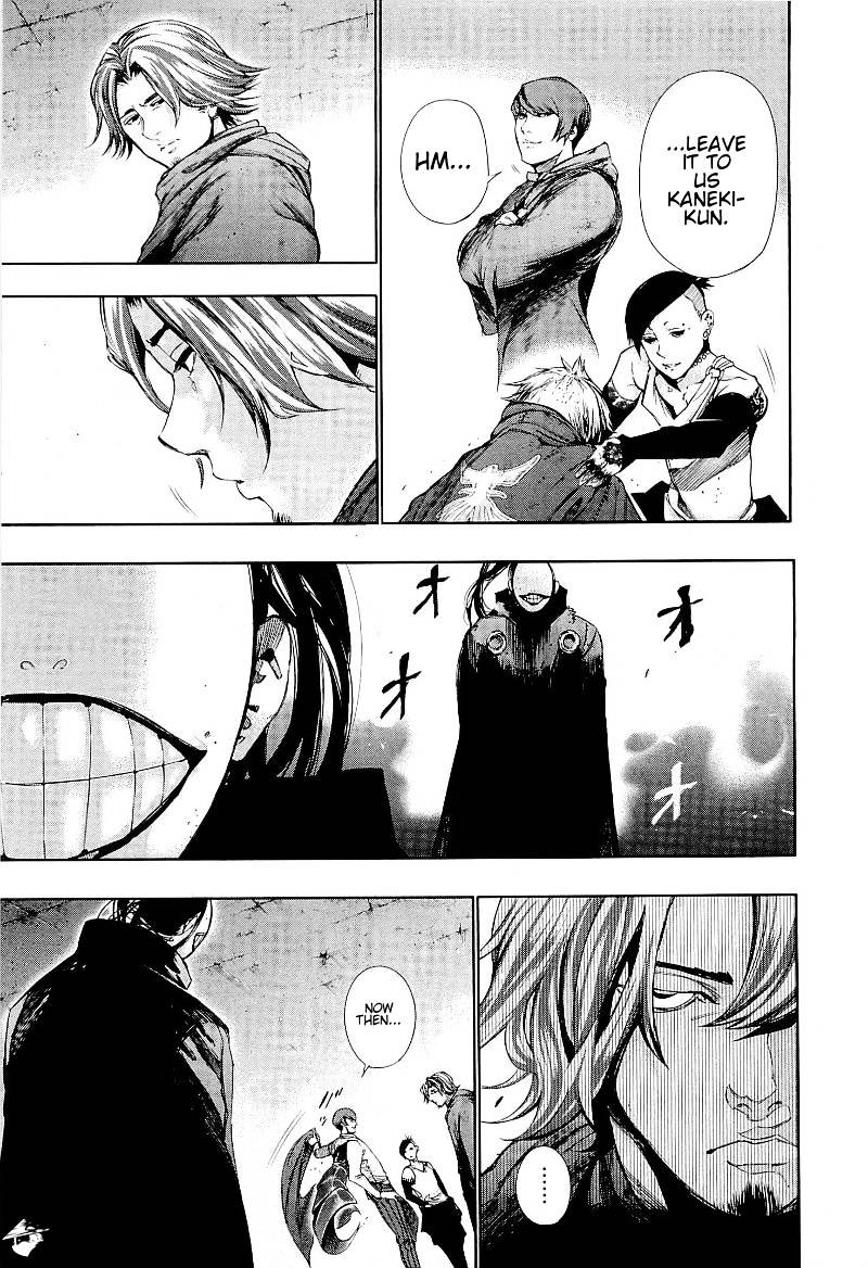 Tokyo Ghoul Chapter 76  Online Free Manga Read Image 18