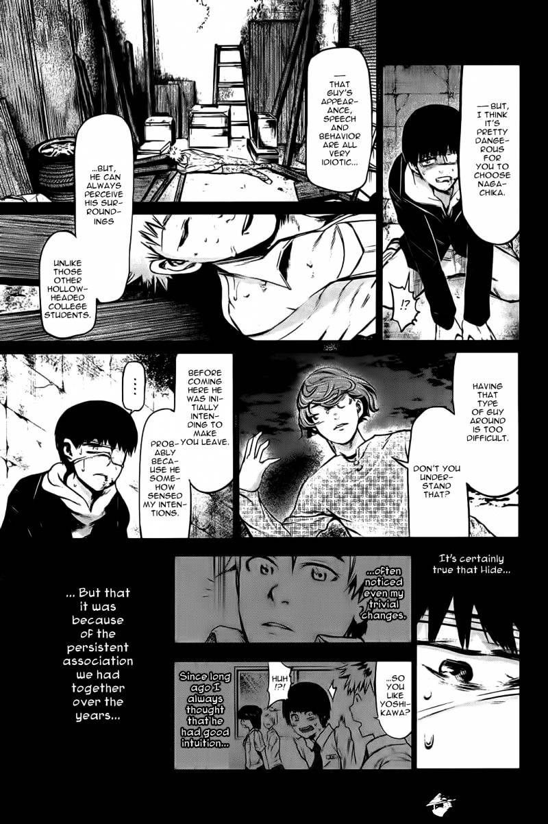 Tokyo Ghoul Chapter 8  Online Free Manga Read Image 8