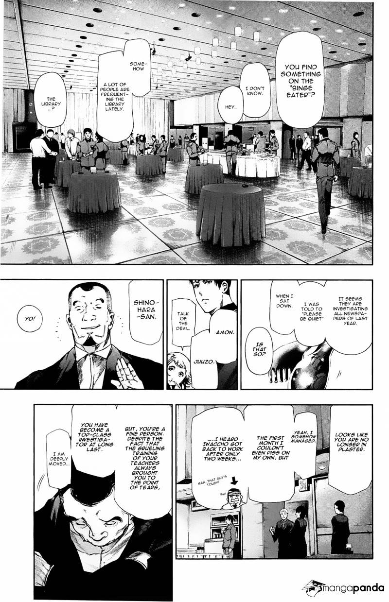 Tokyo Ghoul Chapter 80  Online Free Manga Read Image 11