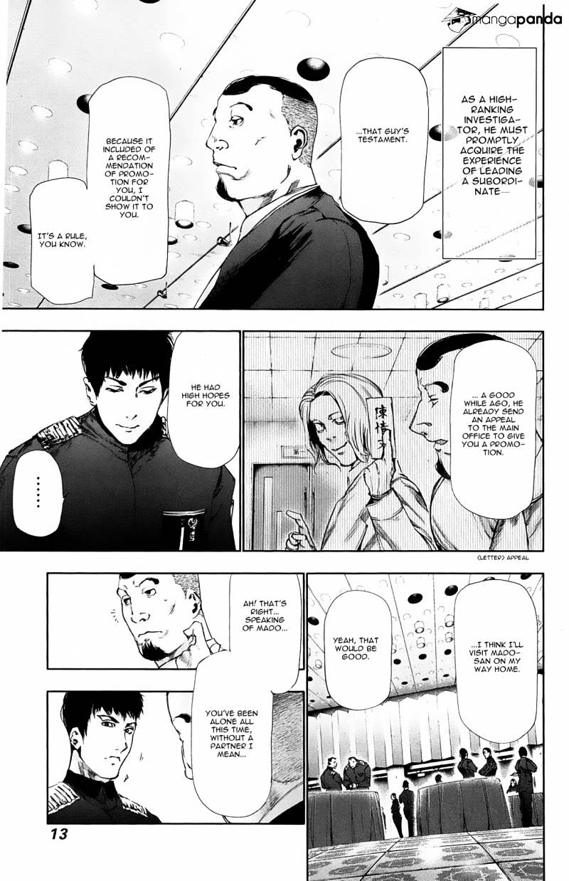 Tokyo Ghoul Chapter 80  Online Free Manga Read Image 13