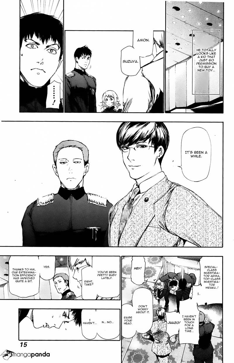 Tokyo Ghoul Chapter 80  Online Free Manga Read Image 15