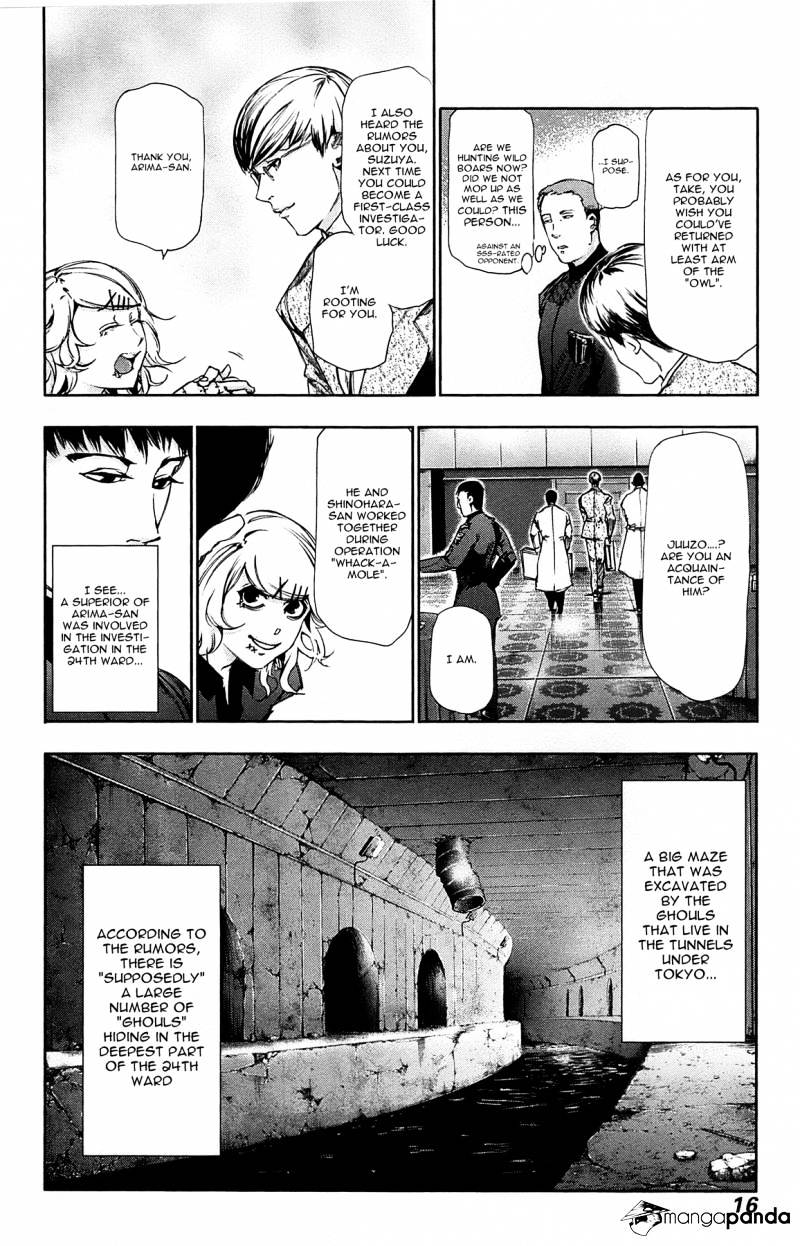 Tokyo Ghoul Chapter 80  Online Free Manga Read Image 16