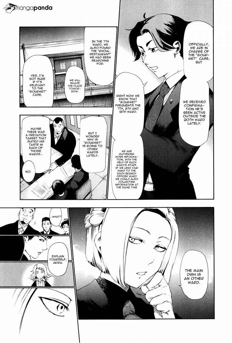 Tokyo Ghoul Chapter 81  Online Free Manga Read Image 5