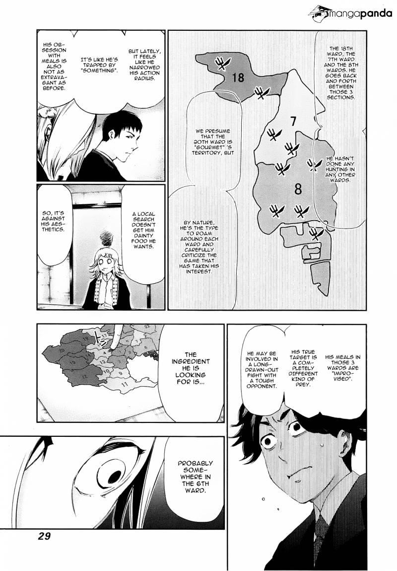Tokyo Ghoul Chapter 81  Online Free Manga Read Image 7