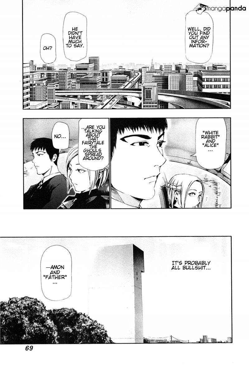 Tokyo Ghoul Chapter 83  Online Free Manga Read Image 11