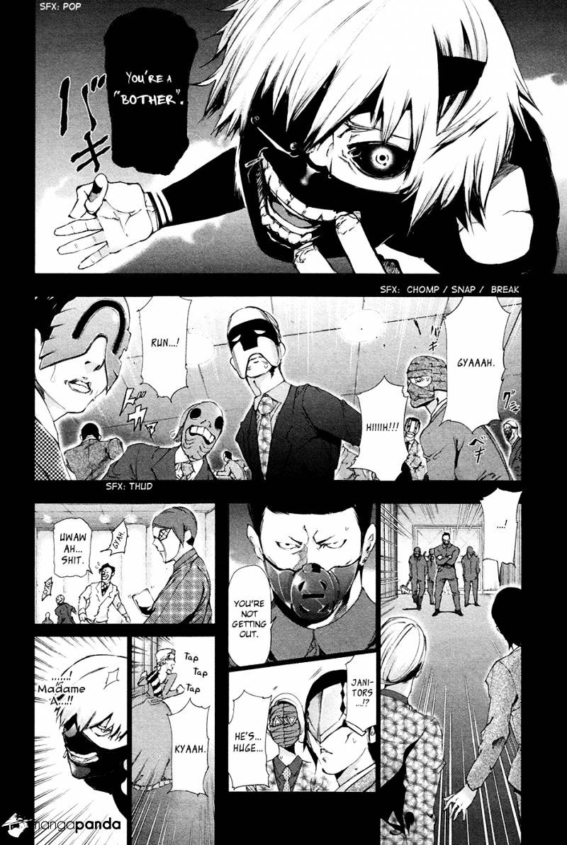 Tokyo Ghoul Chapter 85  Online Free Manga Read Image 13