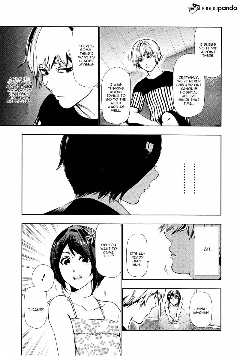 Tokyo Ghoul Chapter 88  Online Free Manga Read Image 17