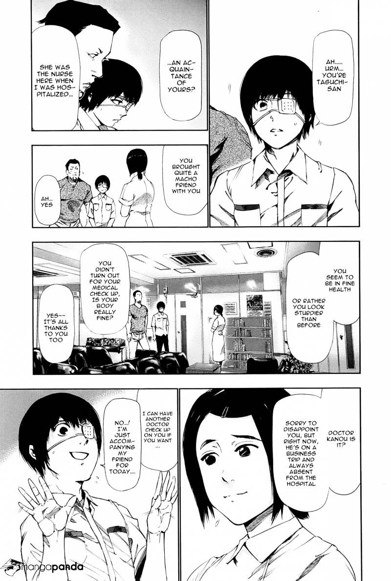 Tokyo Ghoul Chapter 89  Online Free Manga Read Image 5