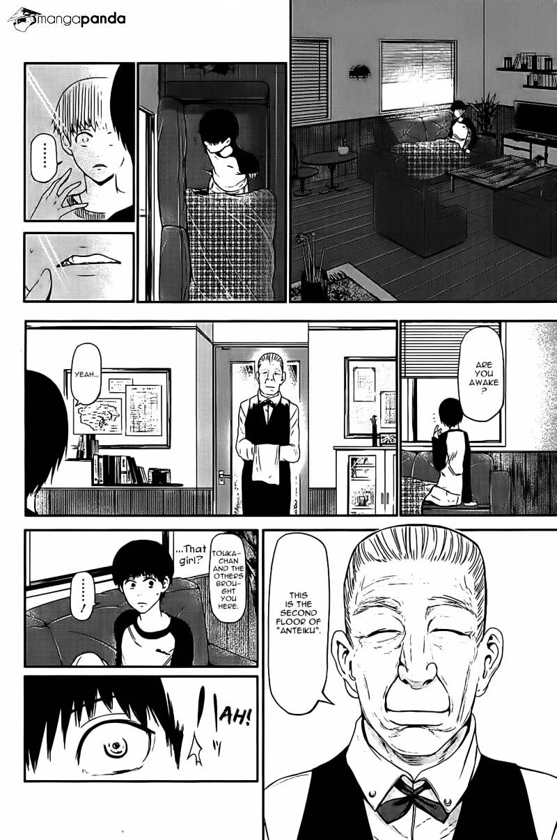 Tokyo Ghoul Chapter 9  Online Free Manga Read Image 14