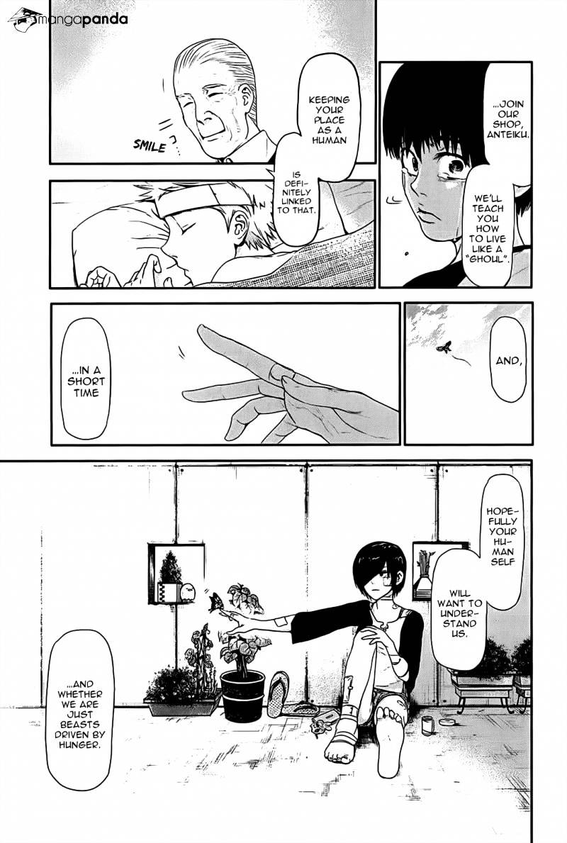 Tokyo Ghoul Chapter 9  Online Free Manga Read Image 21
