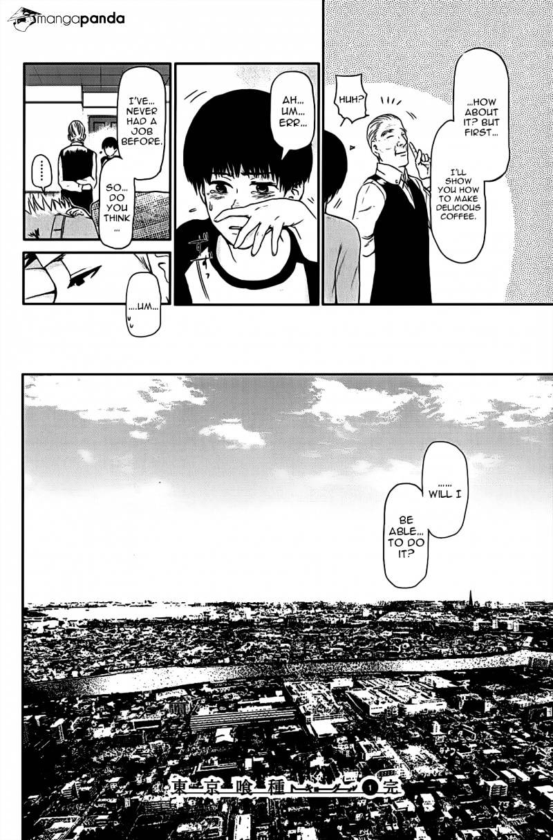 Tokyo Ghoul Chapter 9  Online Free Manga Read Image 22