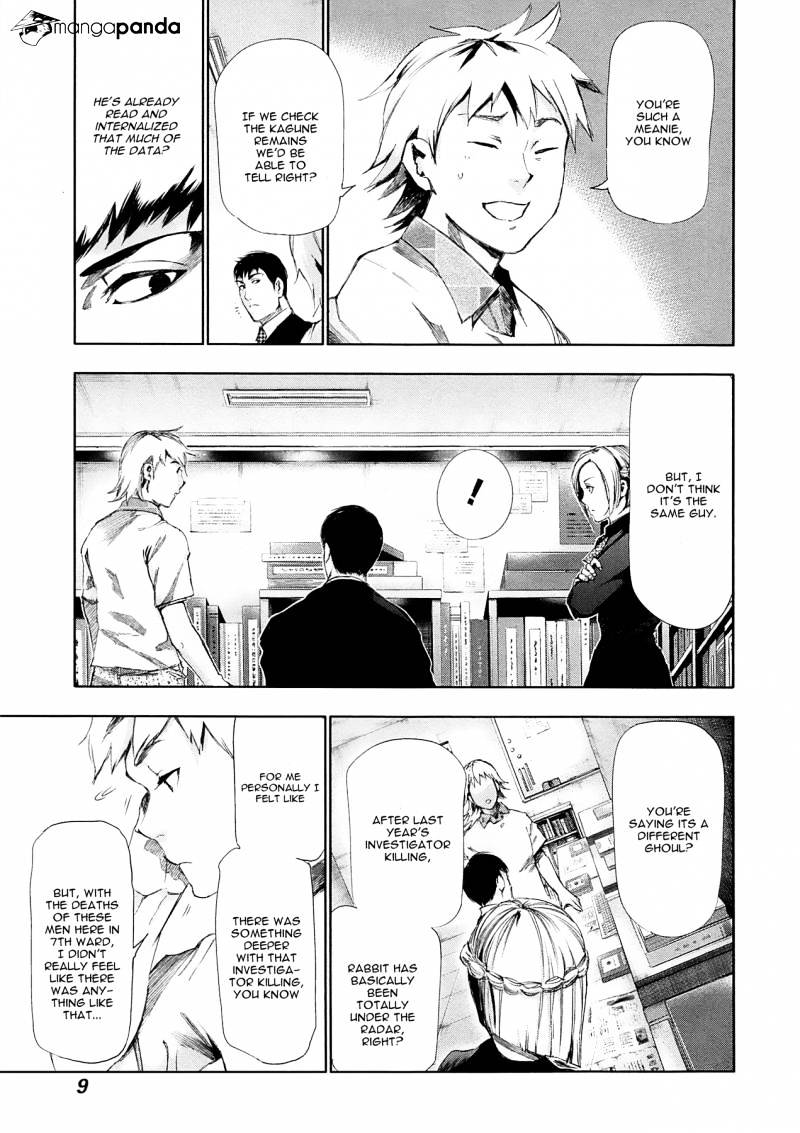 Tokyo Ghoul Chapter 90  Online Free Manga Read Image 13