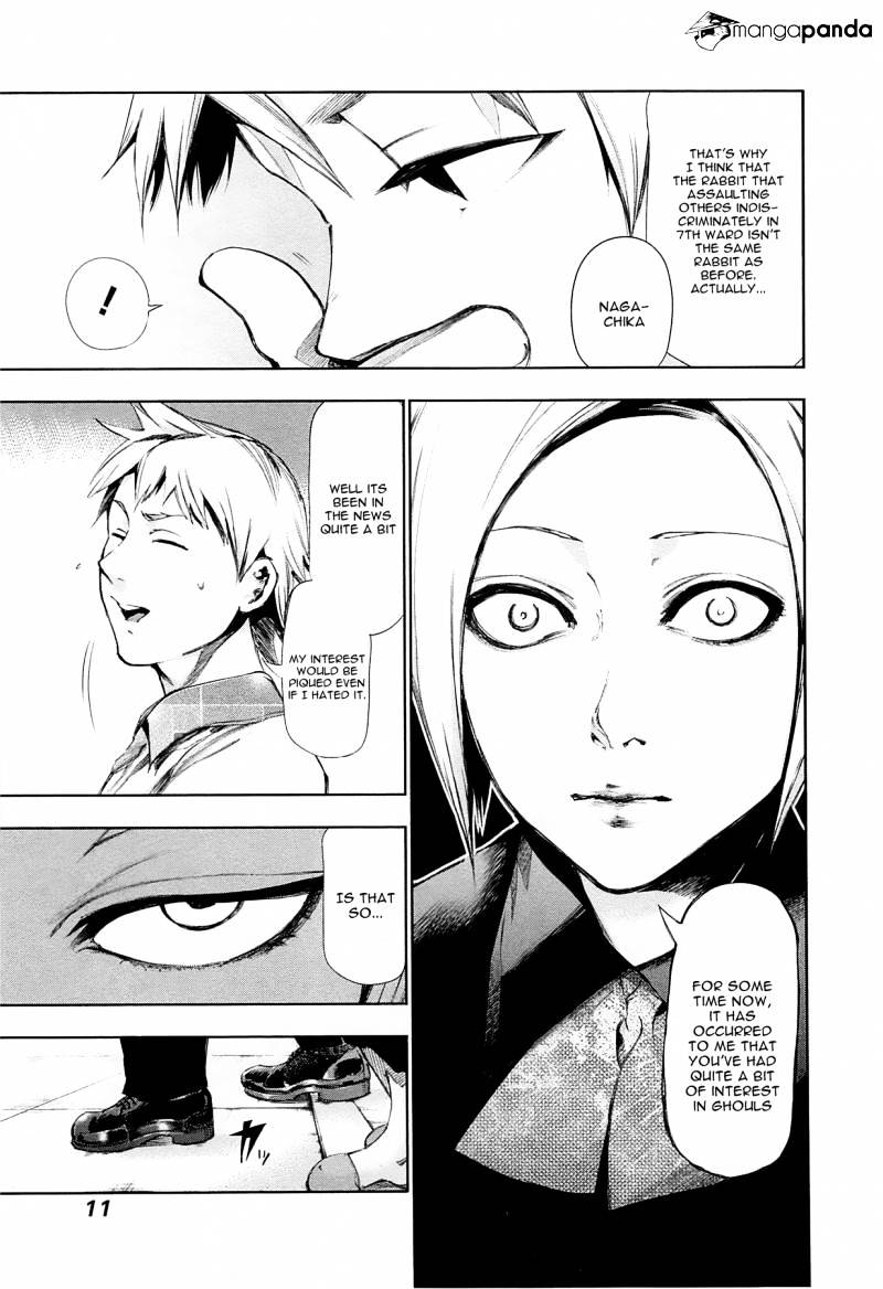 Tokyo Ghoul Chapter 90  Online Free Manga Read Image 15
