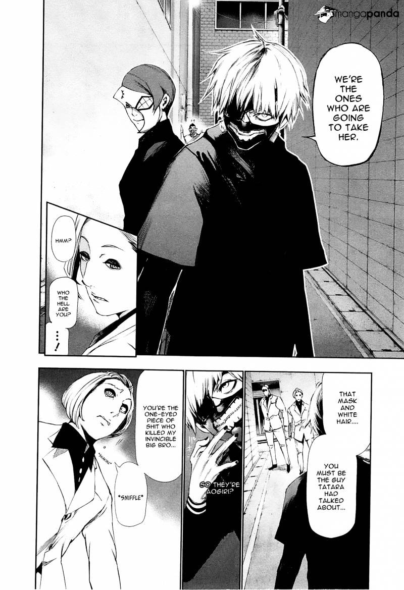 Tokyo Ghoul Chapter 90  Online Free Manga Read Image 24