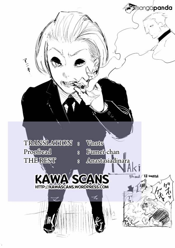 Tokyo Ghoul Chapter 91  Online Free Manga Read Image 2