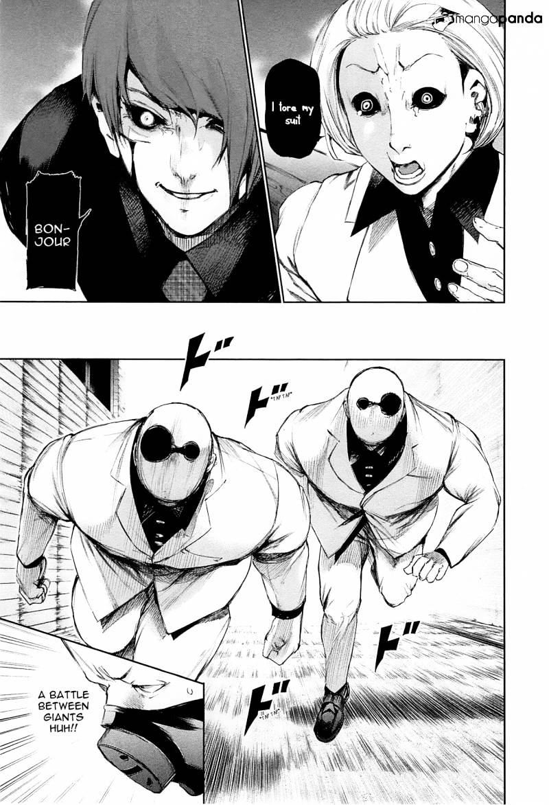 Tokyo Ghoul Chapter 91  Online Free Manga Read Image 6