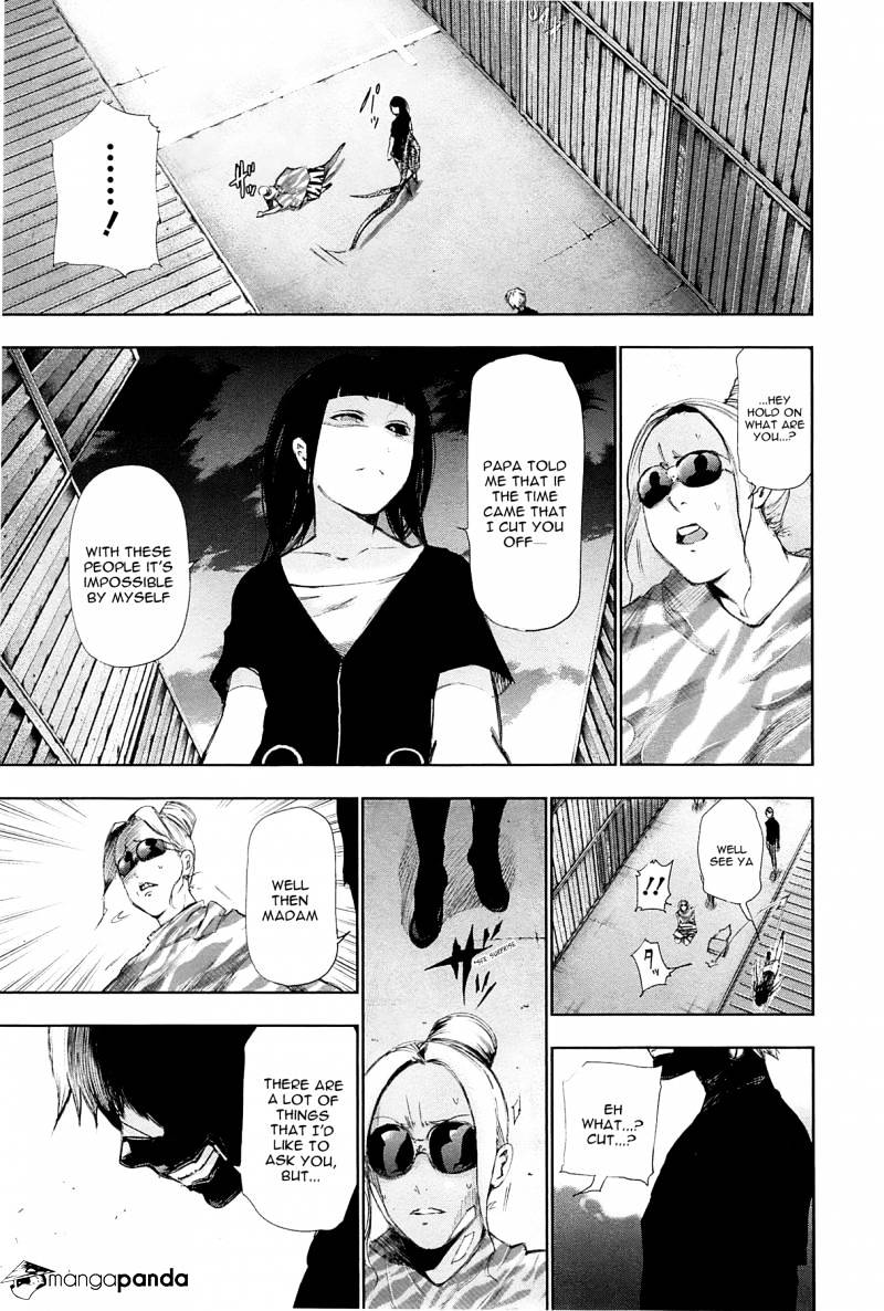 Tokyo Ghoul Chapter 92  Online Free Manga Read Image 15