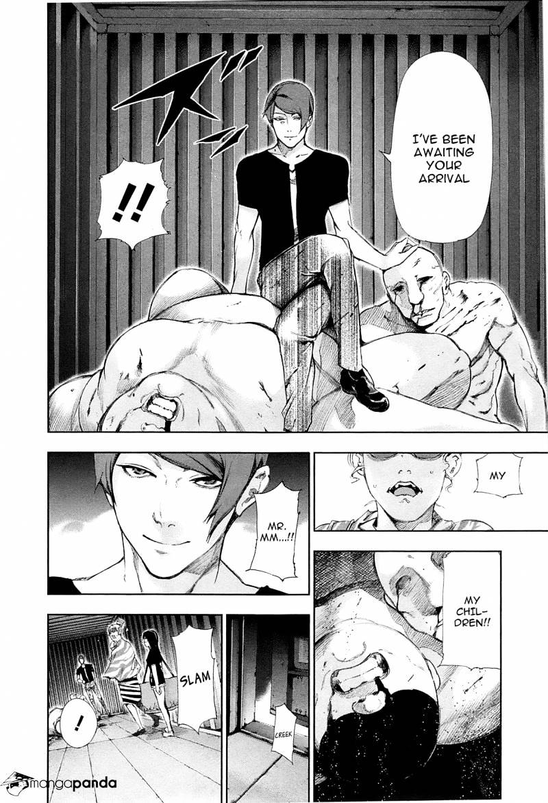 Tokyo Ghoul Chapter 92  Online Free Manga Read Image 9