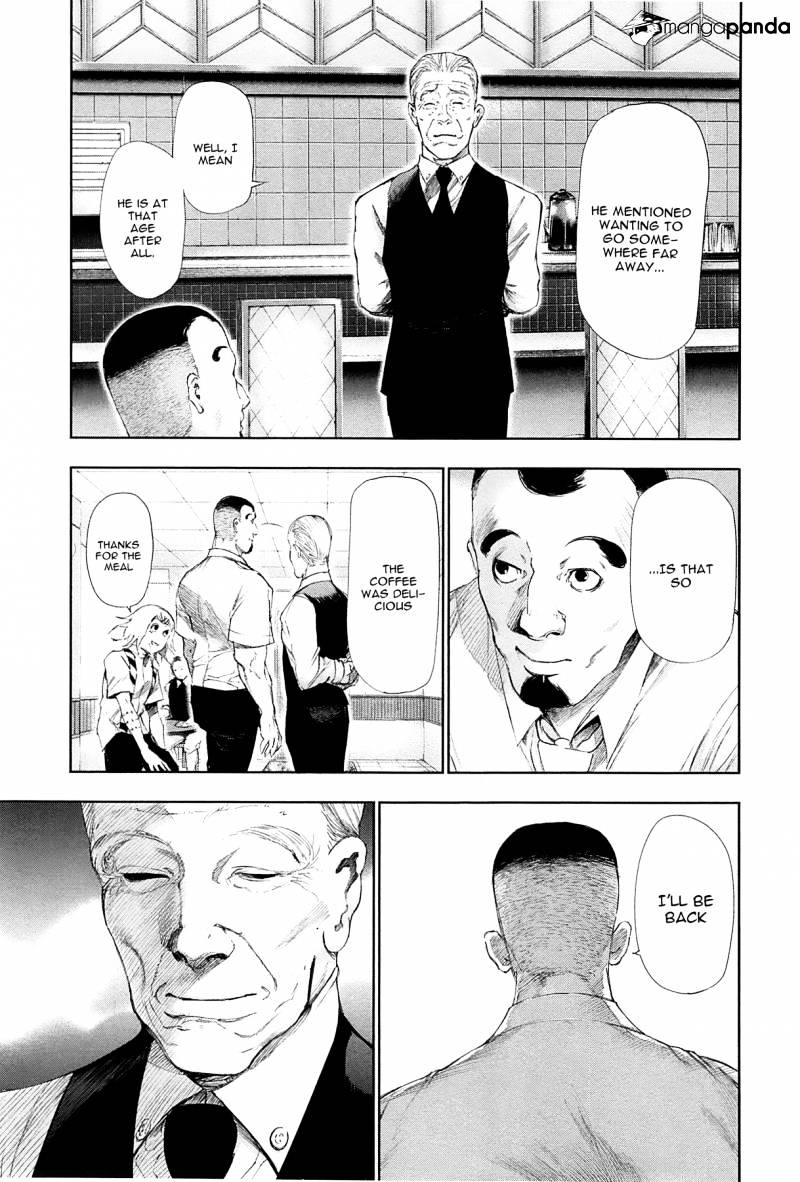 Tokyo Ghoul Chapter 93  Online Free Manga Read Image 12
