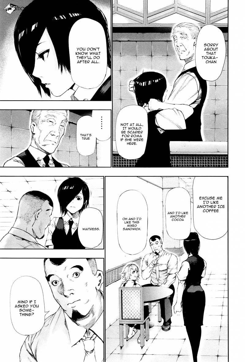Tokyo Ghoul Chapter 93  Online Free Manga Read Image 6