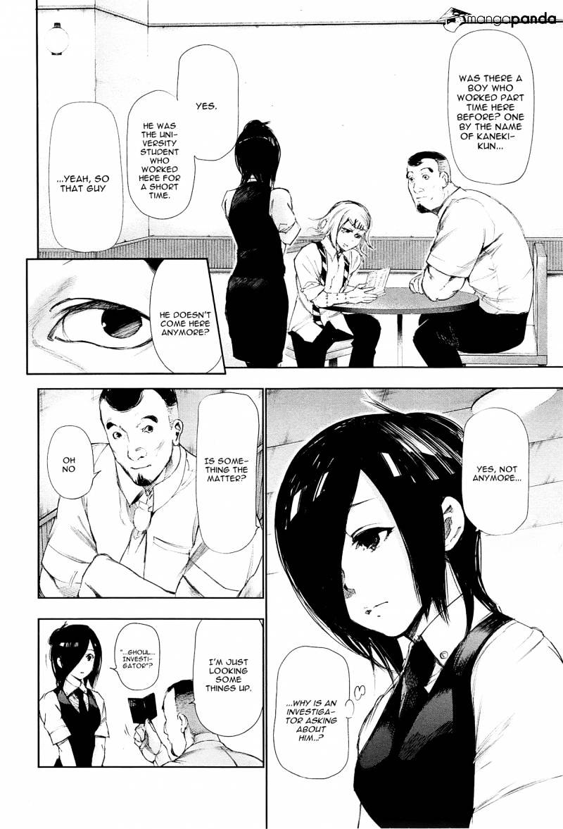 Tokyo Ghoul Chapter 93  Online Free Manga Read Image 7