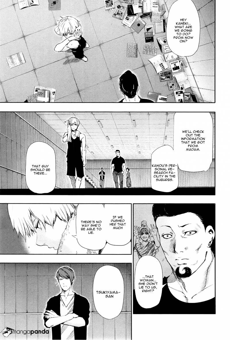 Tokyo Ghoul Chapter 94  Online Free Manga Read Image 15