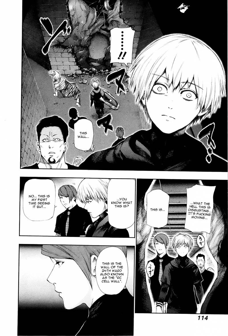 Tokyo Ghoul Chapter 95  Online Free Manga Read Image 16