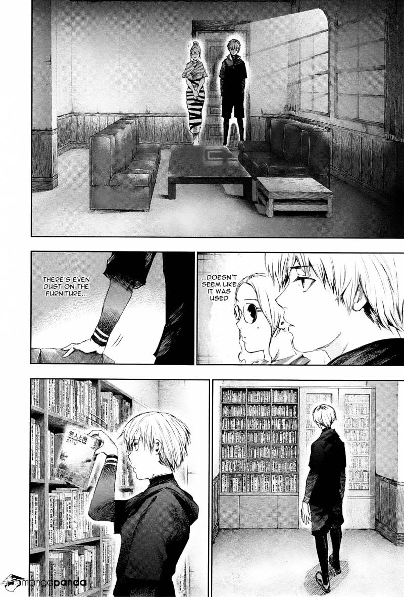 Tokyo Ghoul Chapter 95  Online Free Manga Read Image 8