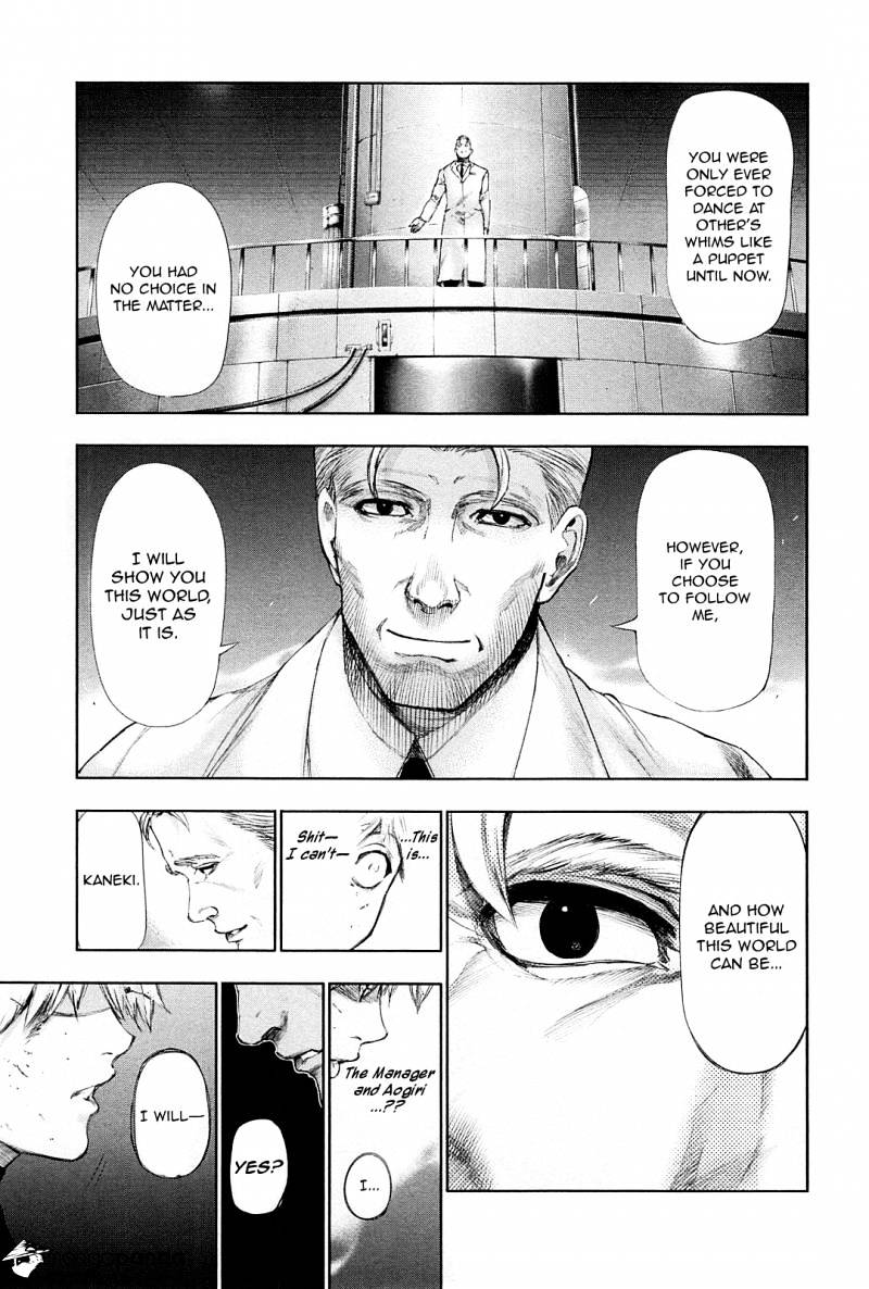 Tokyo Ghoul Chapter 99  Online Free Manga Read Image 13