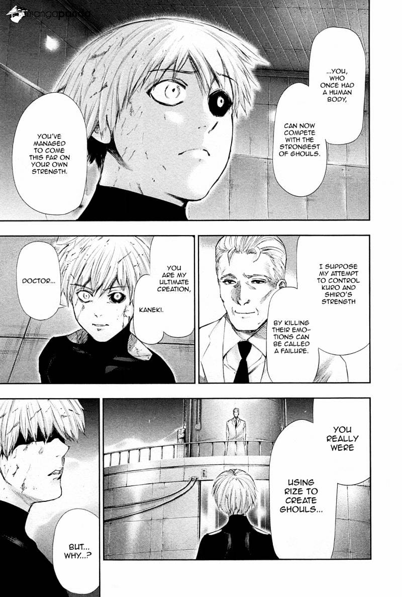 Tokyo Ghoul Chapter 99  Online Free Manga Read Image 3