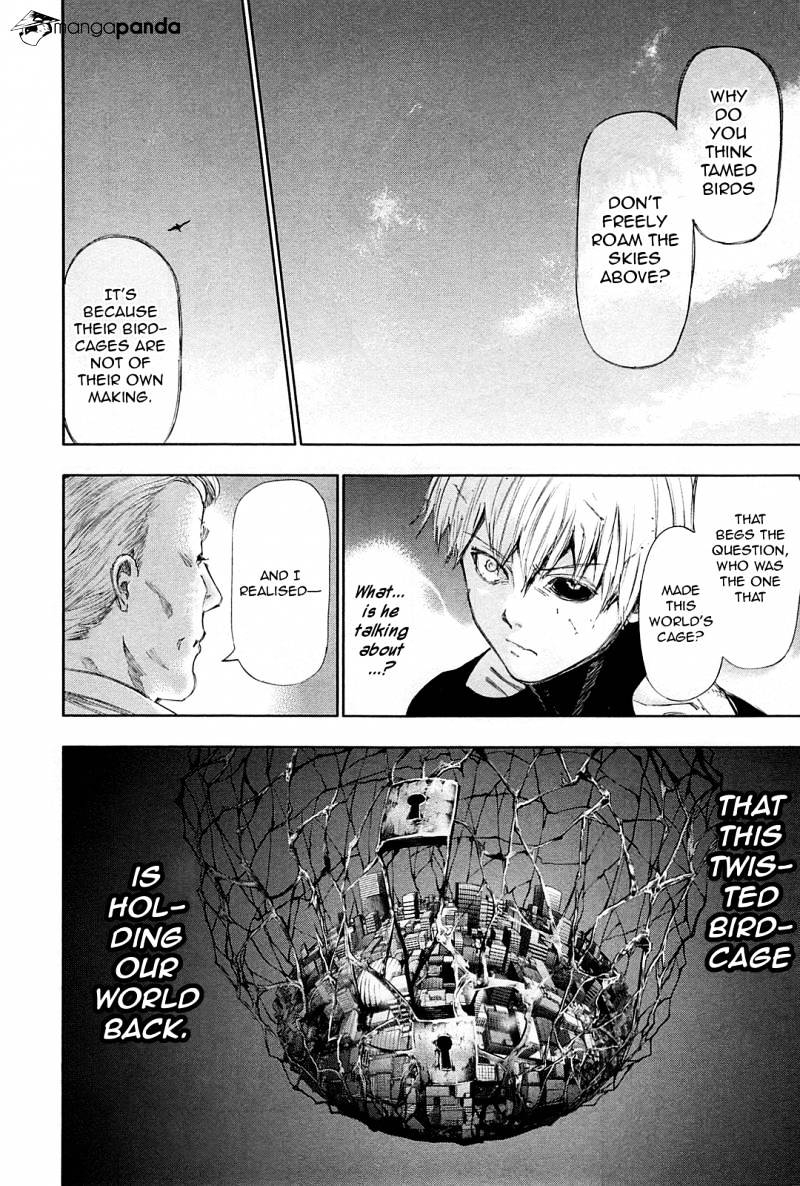 Tokyo Ghoul Chapter 99  Online Free Manga Read Image 4