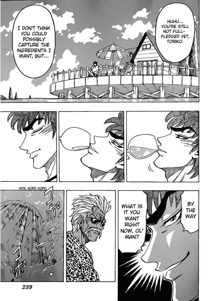 Toriko Chapter 101  Online Free Manga Read Image 10