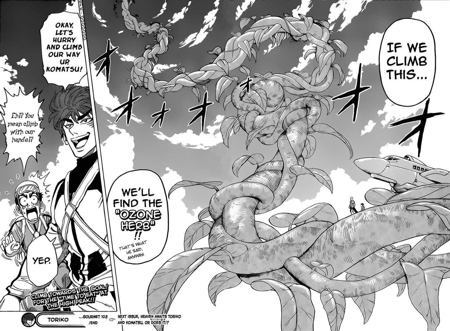 Toriko Chapter 103  Online Free Manga Read Image 18