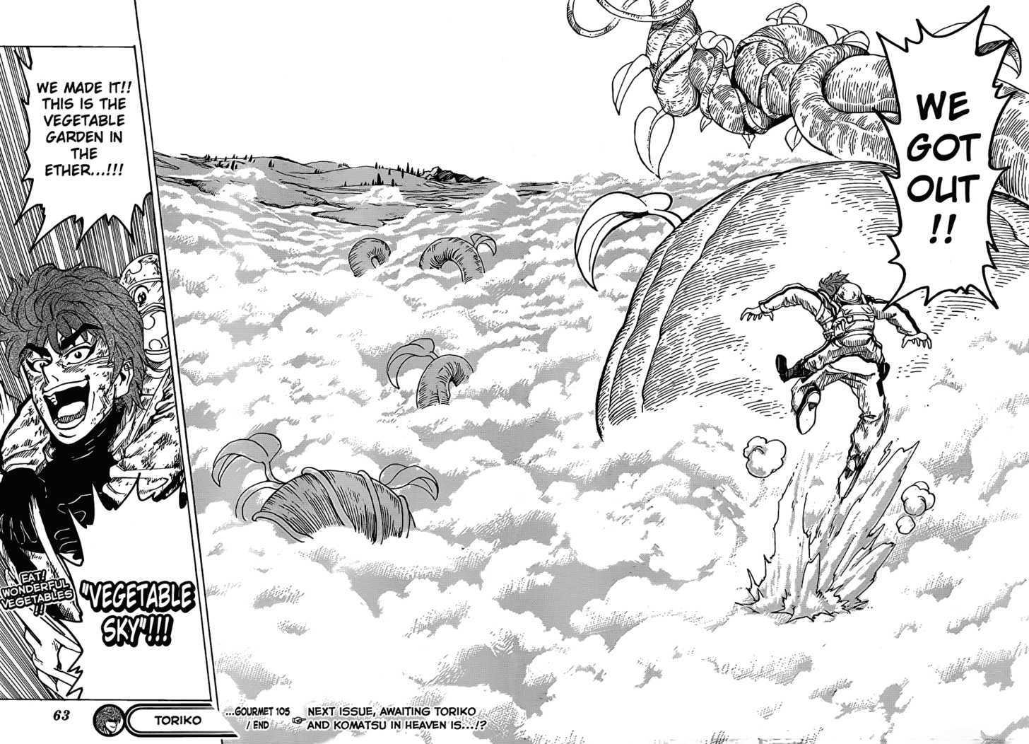 Toriko Chapter 105  Online Free Manga Read Image 18