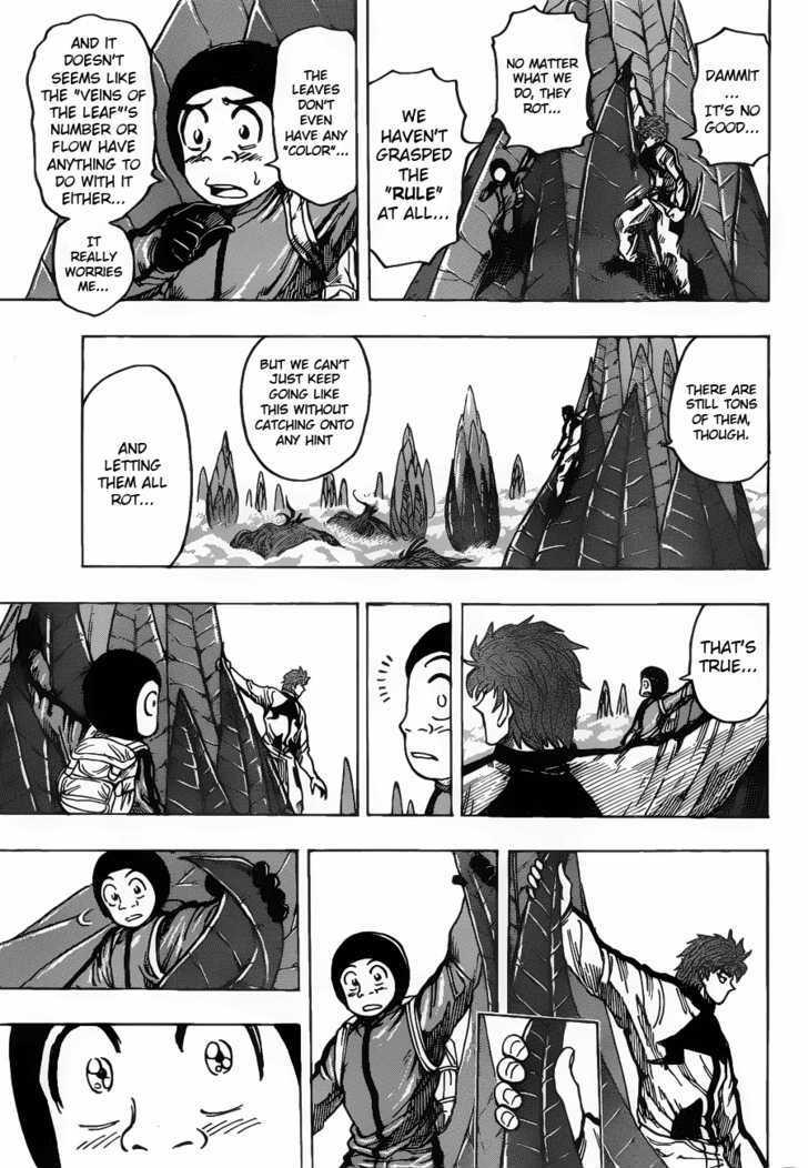 Toriko Chapter 107  Online Free Manga Read Image 15