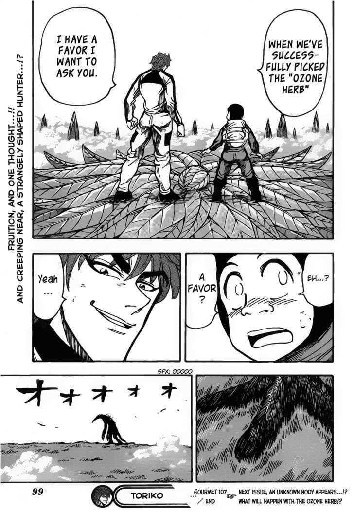 Toriko Chapter 107  Online Free Manga Read Image 19