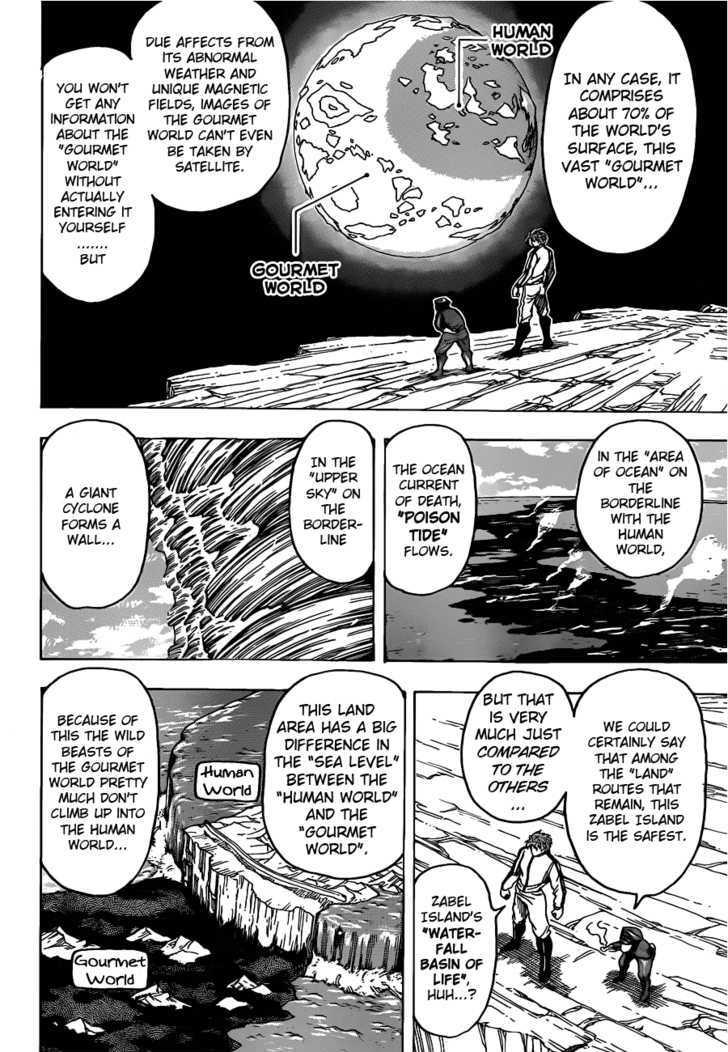 Toriko Chapter 111  Online Free Manga Read Image 6