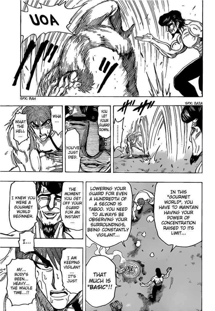Toriko Chapter 113  Online Free Manga Read Image 14