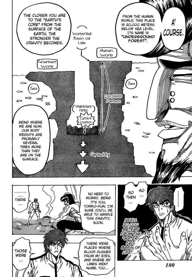 Toriko Chapter 113  Online Free Manga Read Image 15