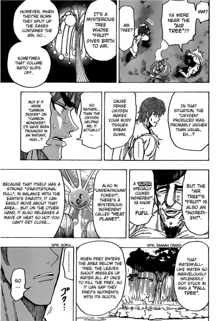 Toriko Chapter 113  Online Free Manga Read Image 16