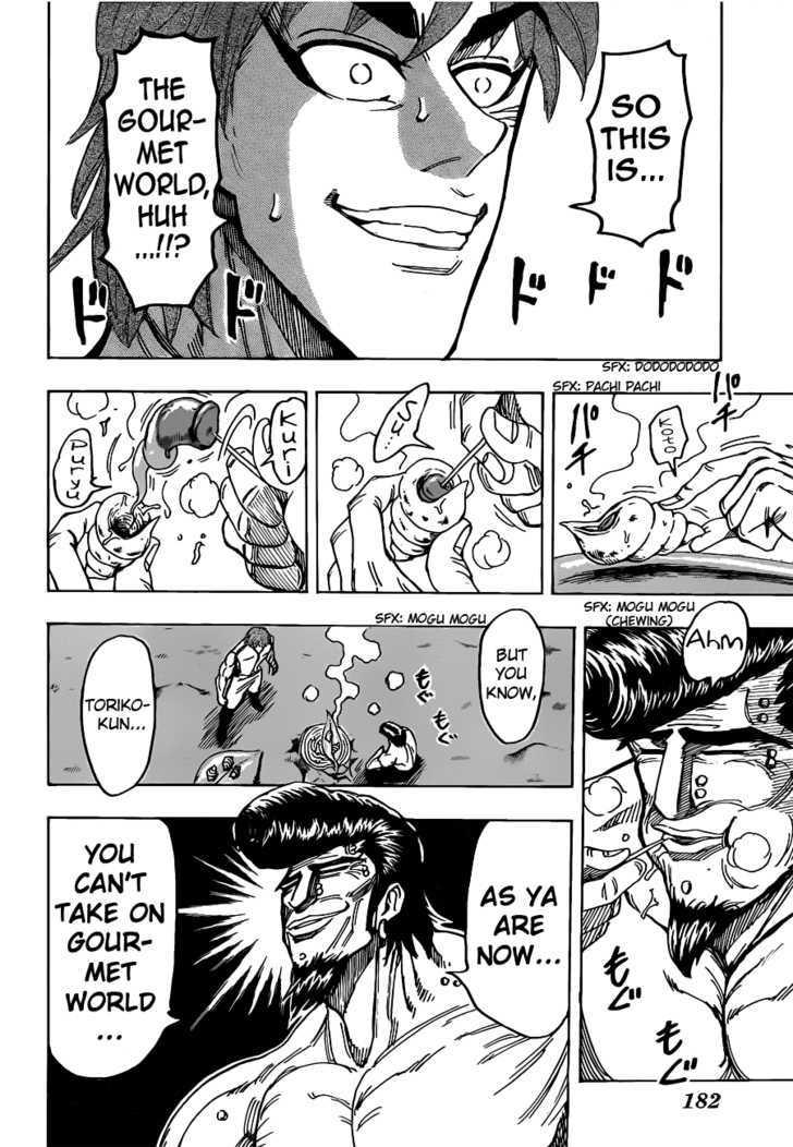 Toriko Chapter 113  Online Free Manga Read Image 17