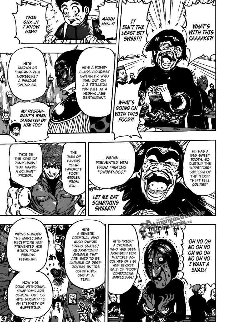Toriko Chapter 126  Online Free Manga Read Image 15