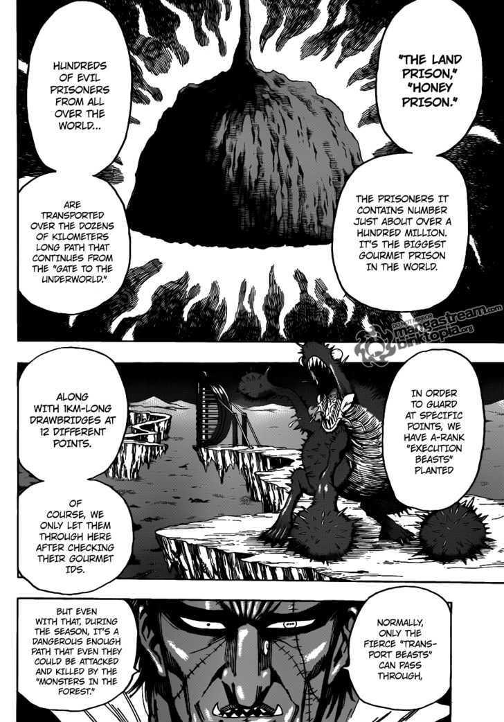 Toriko Chapter 126  Online Free Manga Read Image 9