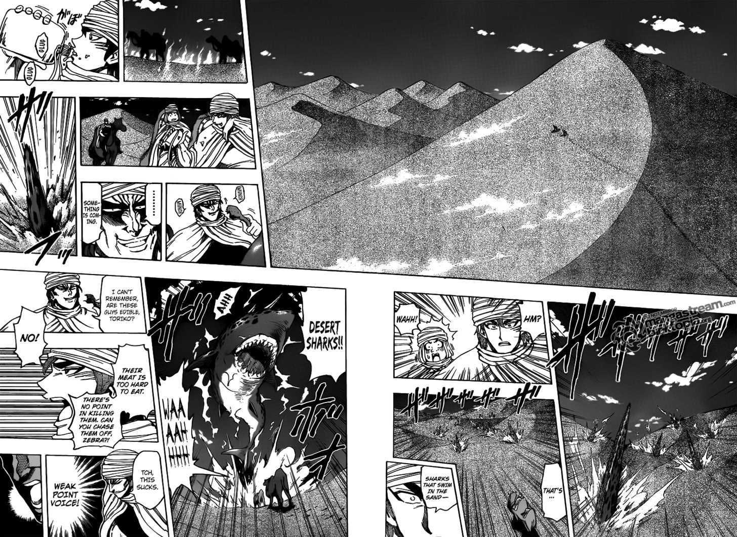 Toriko Chapter 130  Online Free Manga Read Image 8