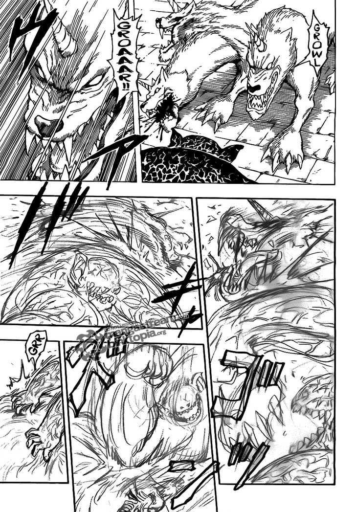 Toriko Chapter 133  Online Free Manga Read Image 15
