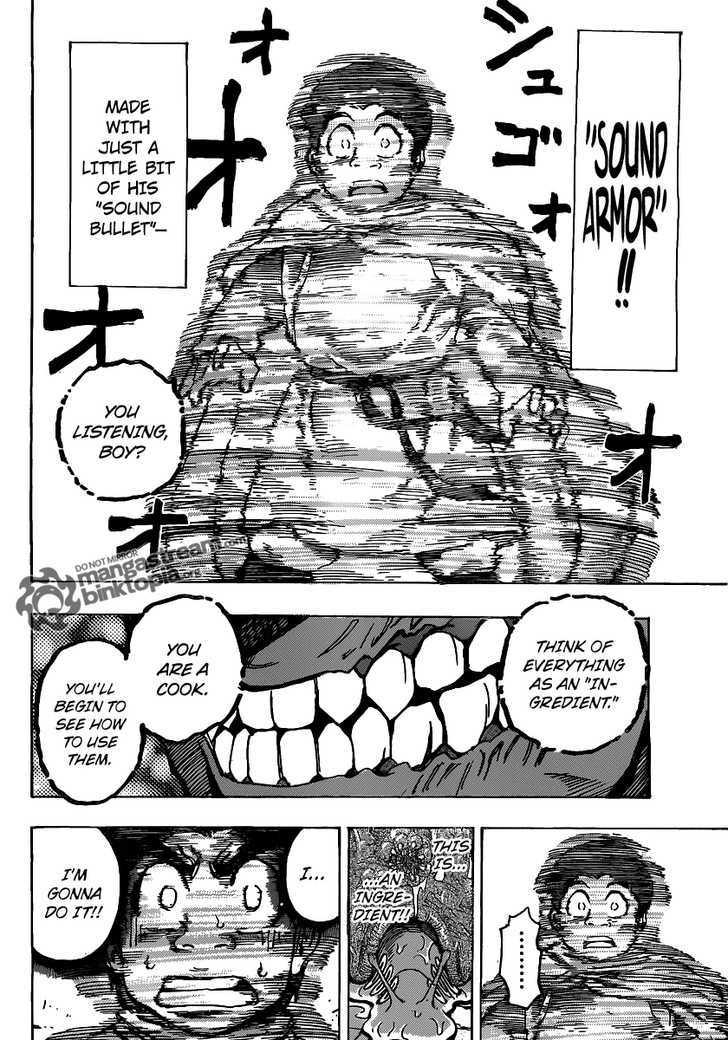 Toriko Chapter 134  Online Free Manga Read Image 10