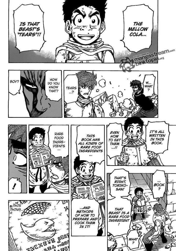 Toriko Chapter 137  Online Free Manga Read Image 13