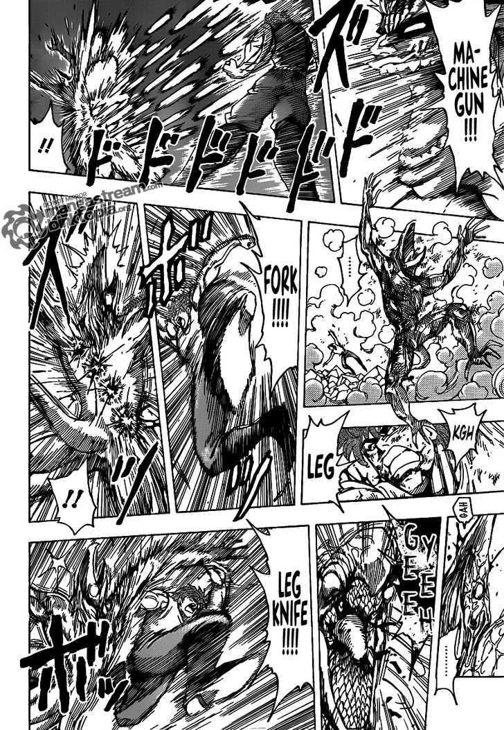 Toriko Chapter 140  Online Free Manga Read Image 13